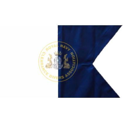 RNCDA flag Faint