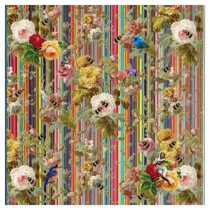 Summer Garden Socks