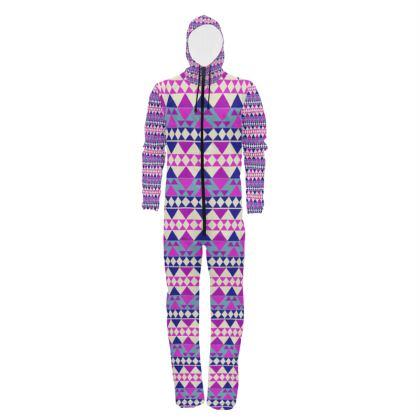 Hazmat Suit Pattern 4