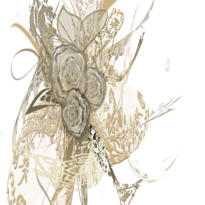 Small Trays - Små Brickor - 50 shade of lace white