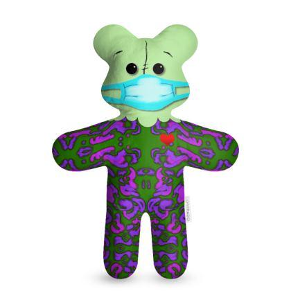 Pelari Design Comforting Teddy Bear SNUGGLEBUG