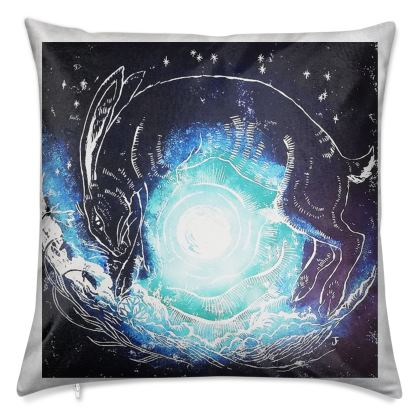 Moon and Hare Luxury Cushions