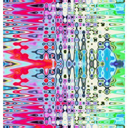 Skater Dress Love Splashes