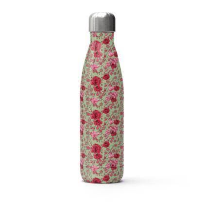 bouteille en fer blanc