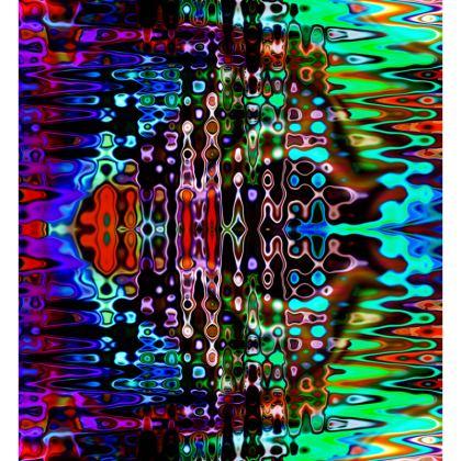 All-Over Print T-Shirt Dark Vertical Splashes