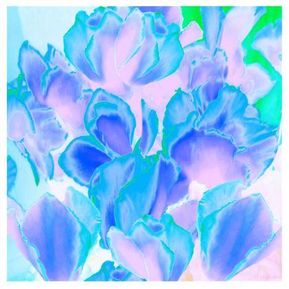 Kimono Blue Ciclamen