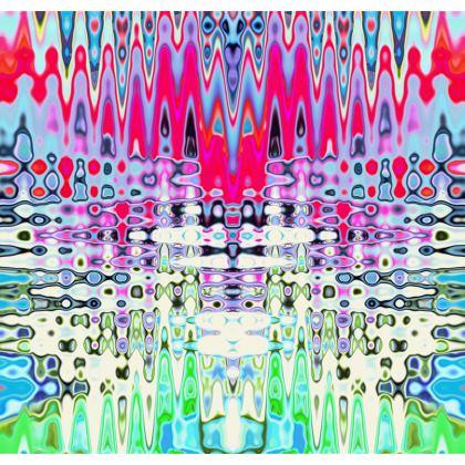 Kimono Jacket Love Splashes