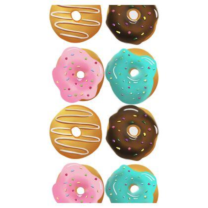 Scrummy Donuts towel
