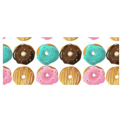 Scrummy Donuts glasses case