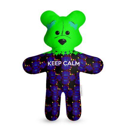 Pelari Design Teddy Bear Bionic Rebooter
