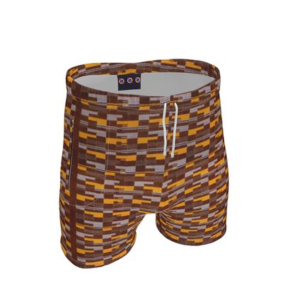 Overground Sweatshop Shorts