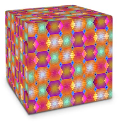 Geometrical Shapes Collection Cube
