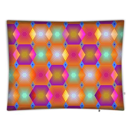 Geometrical Shapes Collection Floor Cushions