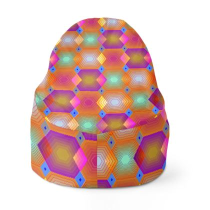 Geometrical Shapes Collection Bean Bags