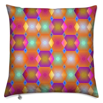 Geometrical Shapes Collection Cushions