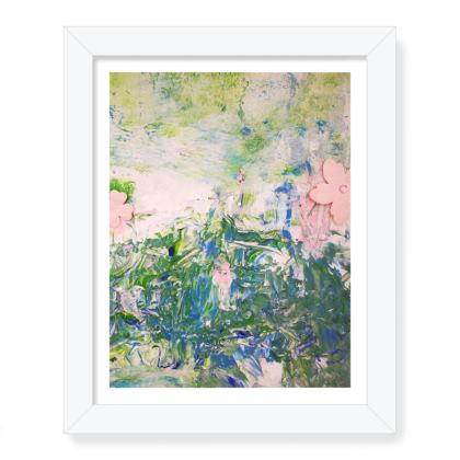 Meadow - Framed Art Prints