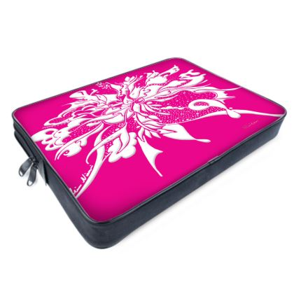 Laptop Bags - Datorväska - Ink pink
