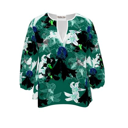 Deadly Beautiful blouse