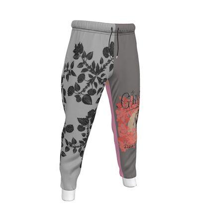Jogging Bottoms  in Grey