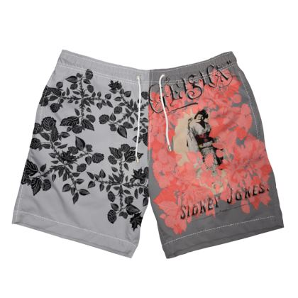 Swimming Shorts  Geisha Design