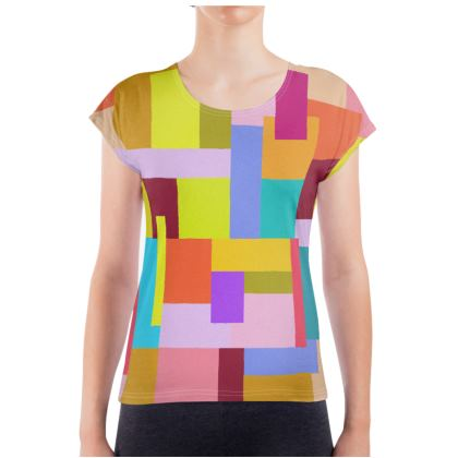 Women's Slouch T Shirt by Ink Circus Designs