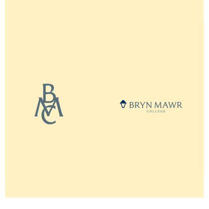 Casual Bryn Mawr Mask