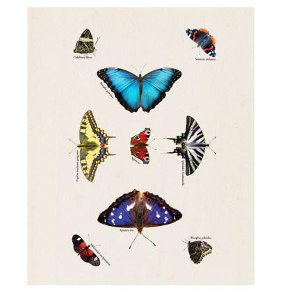 Mirrored butterflies Journal