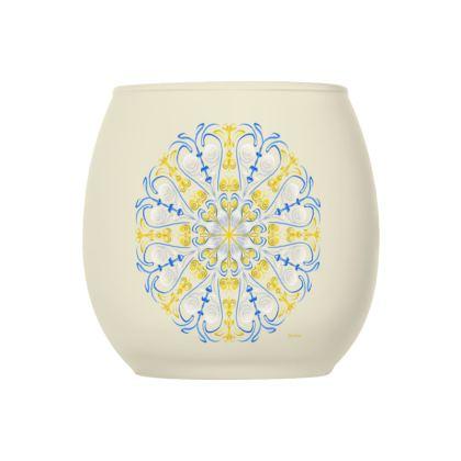 Terroir of the Siren Guacimara, Glass Tealight Holder Light