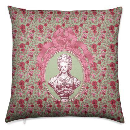 coussin Marie-Antoinette