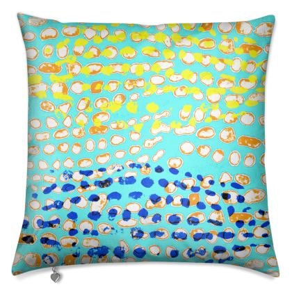 Textural Collection multicolored Luxury Cushions