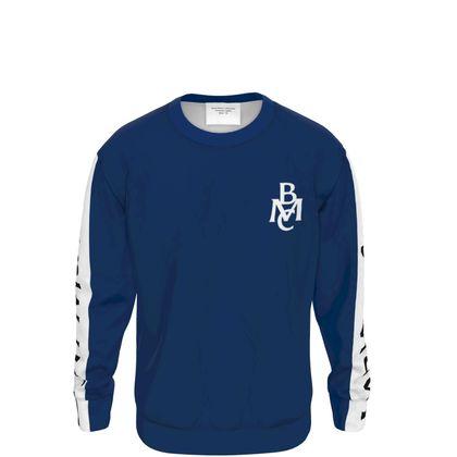 Dark Blue and White BMC Sweatshirt