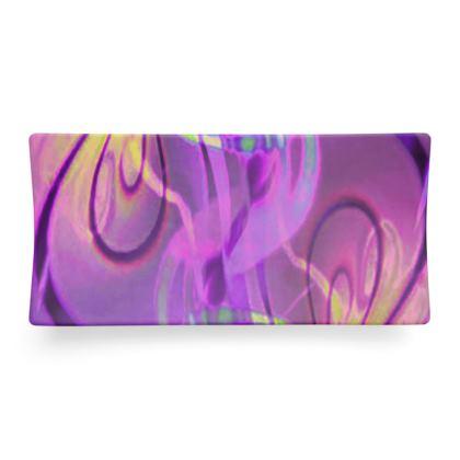 Seder Dish Purple