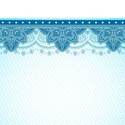 Dressy Blue and White Espadrilles