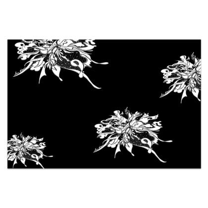 Sarong - White ink