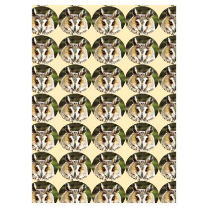Curious Owl Socks