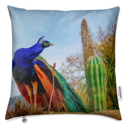 Desert Peacock