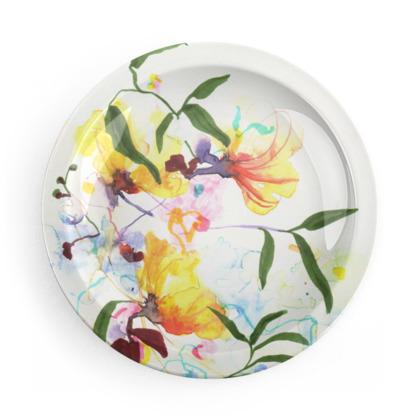 Sunshine Bouquet Party Plates