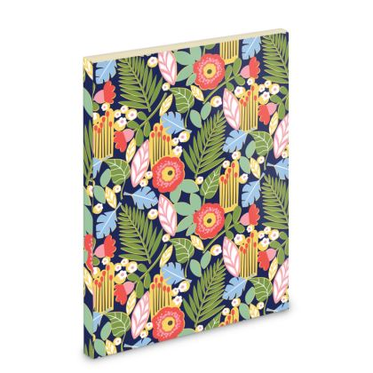 Paradise House Tropical Floral Pocket Note Book