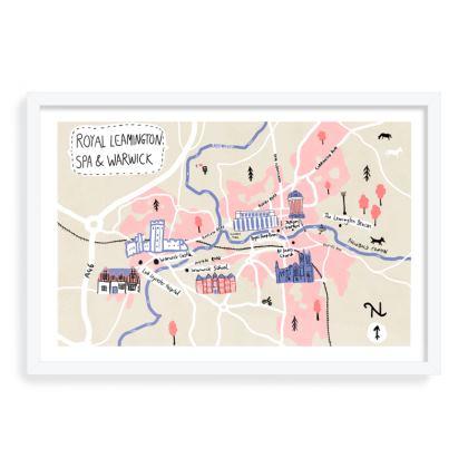 Leamington Spa and Warwick