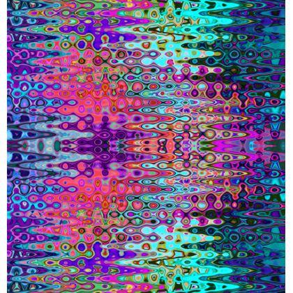 All Over Print T Shirt Horizontal Splashes