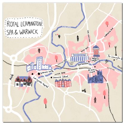 Leamington and Warwick