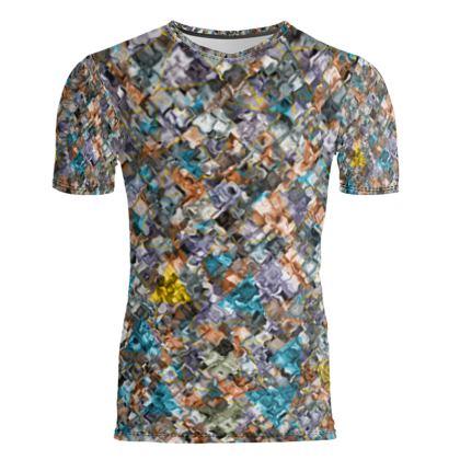 zappwaits - Slim Fit Mens T-Shirt