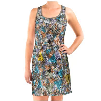 zappwaits - Vest Dress
