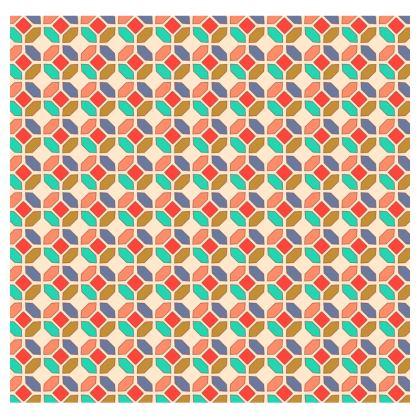 All Over Print T Shirt Rhomboids