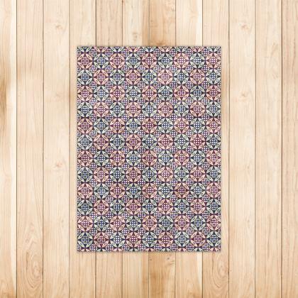 Rugs Arabesque Mosaic Pattern