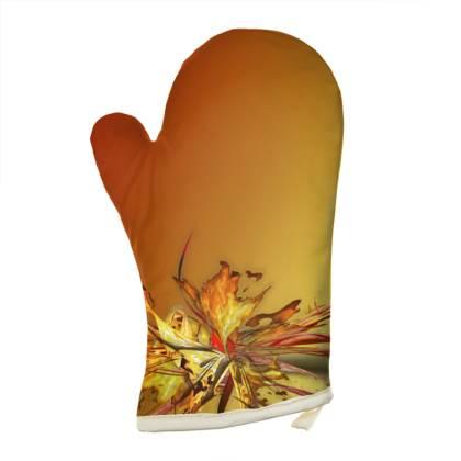 Oven Glove - Grytvante - Fire