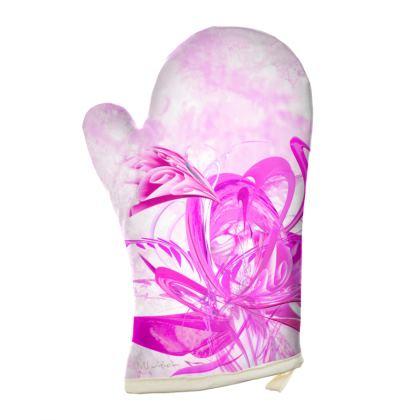 Oven Glove - Grytvante - Ice Pink Ice