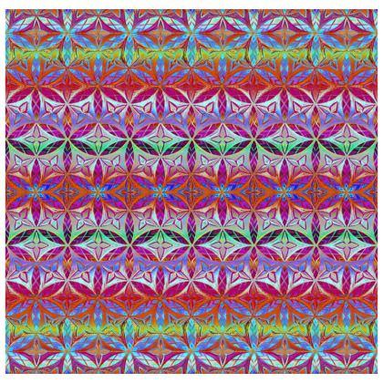 Socks Flower Of Life Pattern
