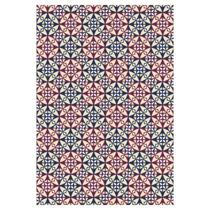 Socks Vintage Tile Pattern