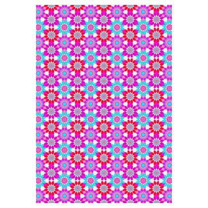 Socks Floral Pink